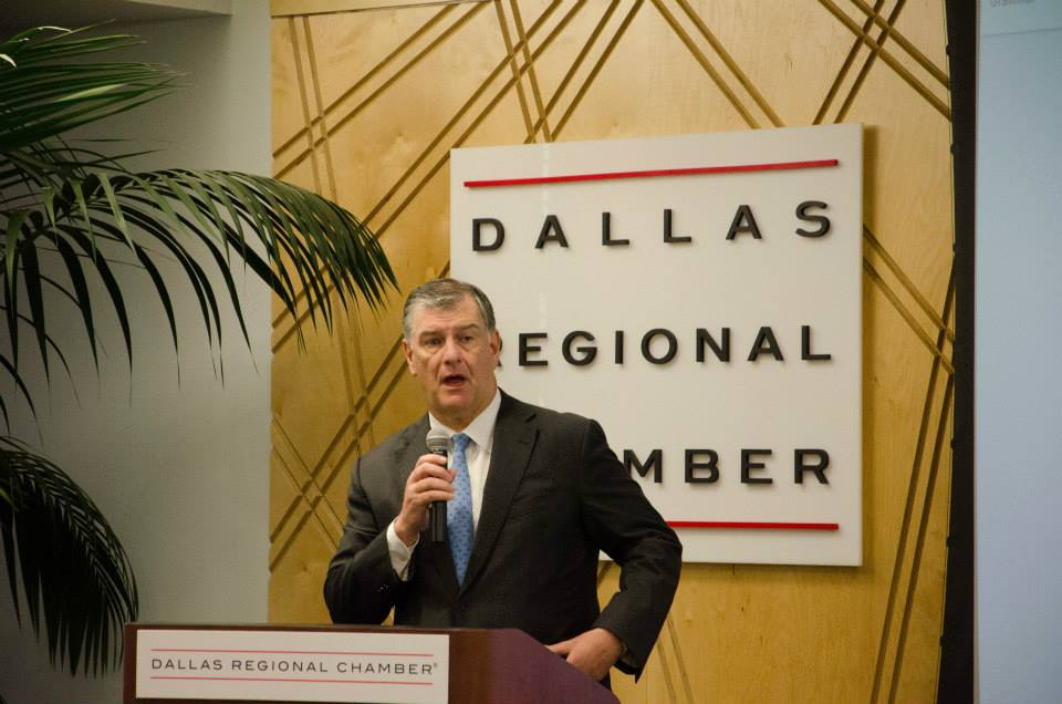 Drc events highlights dallas regional chamber june 02 2015 trinity parkway dream team report public forum view now malvernweather Image collections